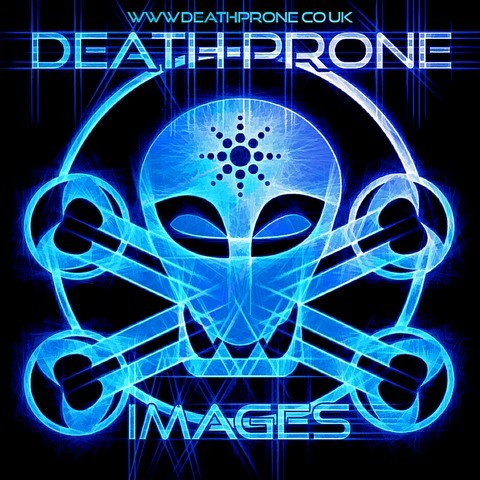 Completely custom design logo for Death Prone Images