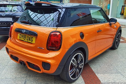 Photo of a John Cooper Works BMW Mini JCW