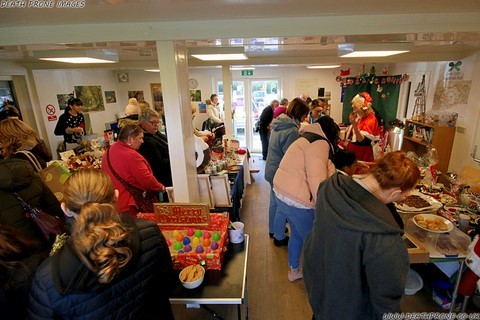 A photo of the HCL Hastings Cat Lovers Christmas Fair