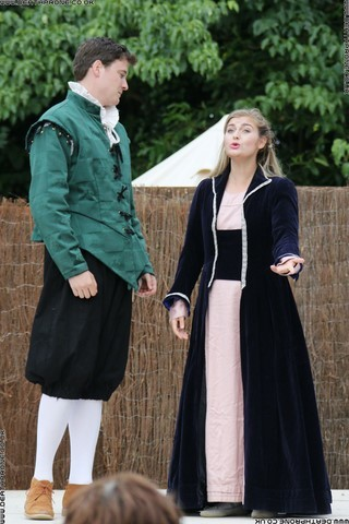 Photo 10 that I took at a performance of A Midsummer Nights Dream, written by William Shakespeare and performed by Chapterhouse Theatre Company at the English Heritage property Battle Abbey on the 9th of June 2018.
