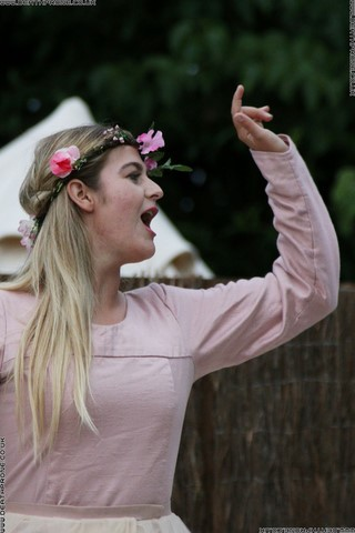 Photo 23 that I took at a performance of A Midsummer Nights Dream, written by William Shakespeare and performed by Chapterhouse Theatre Company at the English Heritage property Battle Abbey on the 9th of June 2018.
