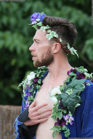 Photo 26 that I took at a performance of A Midsummer Nights Dream, written by William Shakespeare and performed by Chapterhouse Theatre Company at the English Heritage property Battle Abbey on the 9th of June 2018.