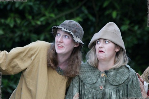 Photo 36 that I took at a performance of A Midsummer Nights Dream, written by William Shakespeare and performed by Chapterhouse Theatre Company at the English Heritage property Battle Abbey on the 9th of June 2018.