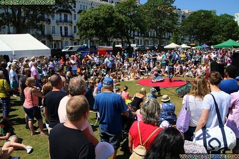 Photograph 38 by Dean Thorpe of the 2018 St Leonards Festival, an amazing free annual event