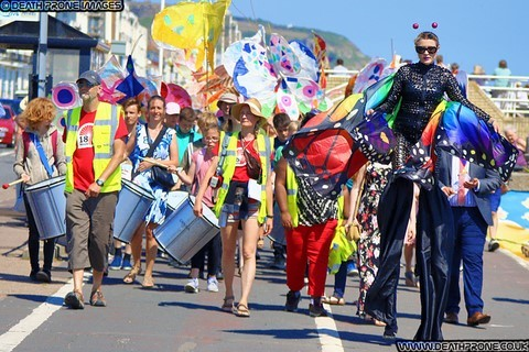 Photograph 61 by Dean Thorpe of the 2018 St Leonards Festival, an amazing free annual event