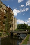 A photograph of the historic Hever Castle and its beautiful grounds at Hever in Kent, England, so much history in one place, photograph by Dean at Death Prone Images