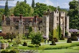 A photo of Hever Castle and the beautiful gardens there in the village of Hever, near Edenbridge in Kent, always such an interesting place to photograph, photos by Dean at Death Prone Images