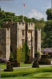 An image of the beautiful Hever Castle and grounds at Hever, near Edenbridge in the English county of Kent, a very worthy place to visit, photos by Death Prone Images / Dean Thorpe