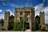 A photo of history filled Hever Castle and the amazing grounds in the village of Hever, near Edenbridge in Kent, one of my favourite places to visit, photo by Death Prone Images